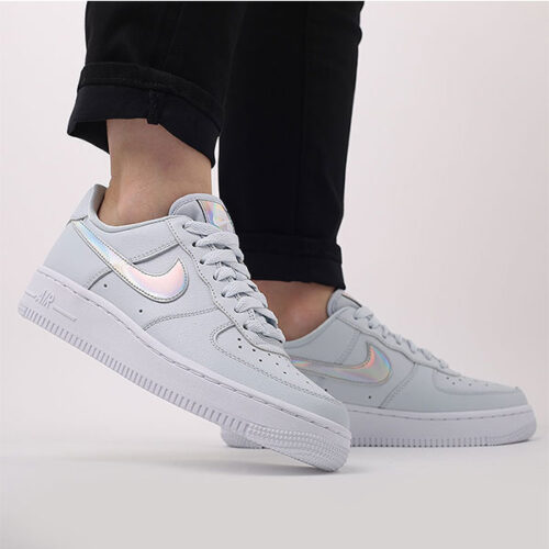 Scarpe da donna Nike Air Force 1 '07 Ess CJ1646 100 bianco