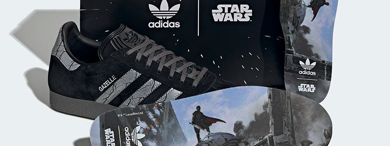 Read more about the article Star Wars. Adidas, Disney e Lucasfilm